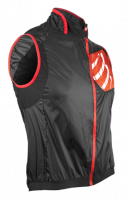 Веложилетка Compressport Cycling Hurricane Windprotect Vest