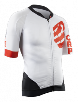 Велоджерси с коротким рукавом Compressport Cycling ON/OFF Maillot