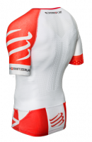Стартовая футболка Compressport Triathlon Aero Top