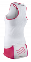 Стартовая майка Compressport Triathlon Ultra Tank W