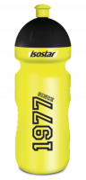 Фляжка Isostar Bidon 40 years 650 ml Желтый