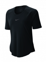 Футболка Nike City Sleek Top Short Sleeve Cool W