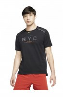 Футболка Nike Dri-FIT Miler NYC Short Sleeve Top