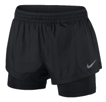 Шорты Nike Elevate 2-in-1 Running Shorts W