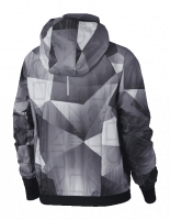 Куртка Nike Hooded Printed Running Jacket W