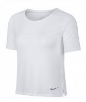 Футболка Nike Miler Short Sleeve Running Top W