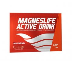 Напиток Nutrend MagnesLife Active Drink Апельсин 15 g
