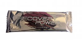 Батончик Powerup Protein Bar 40 g Земляника