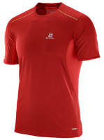 Футболка Salomon Trail Runner SS Tee Matador