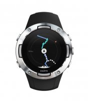 Часы Suunto 5 HR Black Steel