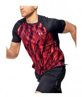 Футболка Under Armour UA Qualifier Iso-Chill Printed Short Sleeve