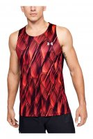Майка Under Armour UA Qualifier Iso-Chill Printed Singlet