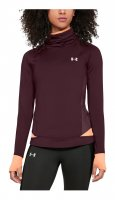 Кофта Under Armour ColdGear Reactor Run Funnel W