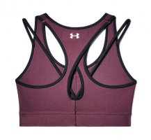 Бра Under Armour Mid Crossback Strappy Bra W