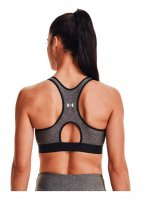 Бра Under Armour Armour Mid Keyhole Heather Bra W