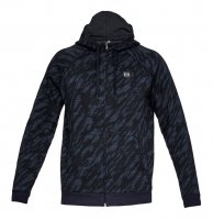 Кофта Under Armour Rival Fleece Camo FZ Hoodie