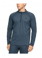 Кофта Under Armour Rush Run Coldgear Half Zip