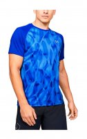 Футболка Under Armour UA Qualifier Iso-Chill Printed Run Short Sleeve