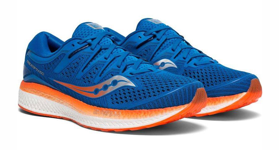 08aa8c0d Купить кроссовки Saucony Triumph ISO 5 | Интернет-магазин RunLab