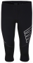 Компрессионные тайтсы 3/4 Newline Compression Knee Tights 11419 060 №1