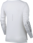 Кофта Nike Breathe Long Sleeve Top W 831665 100 №2