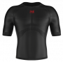 Термофутболка Compressport 3D Thermo Ultra Light Shirt SS TS3D-SS99 черная №1