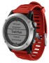 Часы Garmin Fenix 3 FNX3-RED-BLK-SL №4